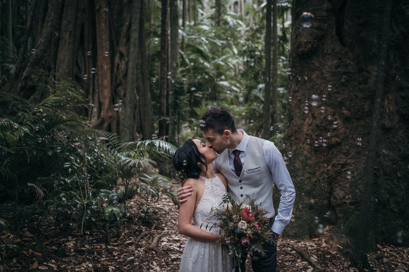 Aislen + Brett Wedding