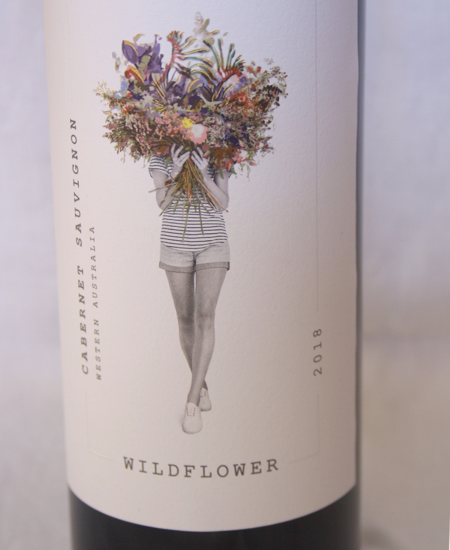Wildflower Cabernet Sauvignon - Red Wine