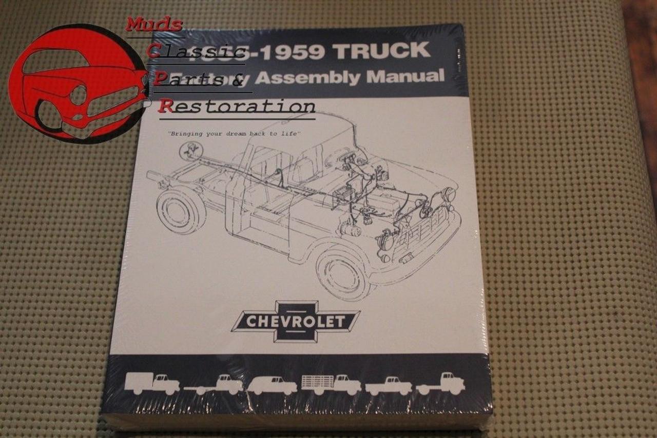 chevy silverado parts manual