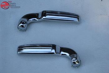 49-65 Chevy GM Impala Chevelle Bel Air Nova  Interior Door Handles INSIDE 1 pair