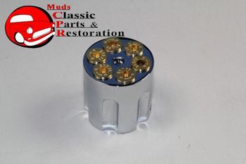 Custom Cylinder Dash Knob Truck Hot Rat Rod