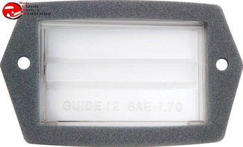 70-73 Camaro Licence Light Lens