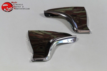 1962 Impala Belair Biscayne Fender Skirt Scuff Pads