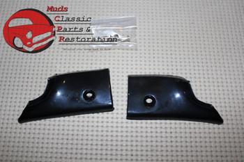 68 69 70 71 72 Chevelle Headliner Corner Moldings, Rear