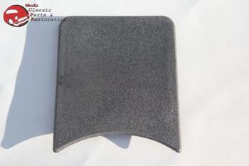 Camaro Firebird 2Nd Gen Inside Interior Rear Console Plate Lid Cover Black