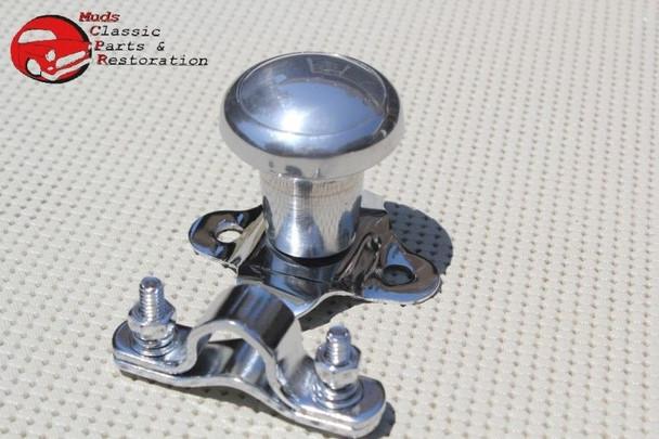 Chevy Ford Gm Fullsize Car Heavy Duty Brodie Steering Wheel Knob Spinner Knob
