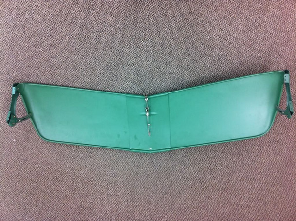 Fulton Sun Visor Ford Chevy Dodge Plymouth Steel New Two Piece Windshield