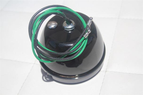 Custom Hot Rod Truck Tail Light Lamps Duolamp Black Grill Bezel Right Hand Set
