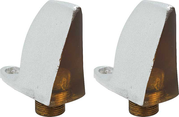 1966 Plymouth Satellite Fender Mounted Turn Signal Indicator Lenses Only Pair