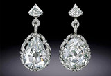 Marie Antoinette's Diamond Earrings Are the Focus of Today's Virtual Gem Gallery Tour