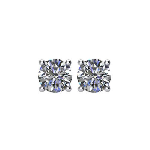 3/8 Carat Select Diamond Earrings