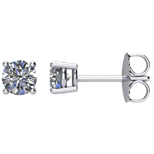 3/8 Carat Select Diamond Earrings