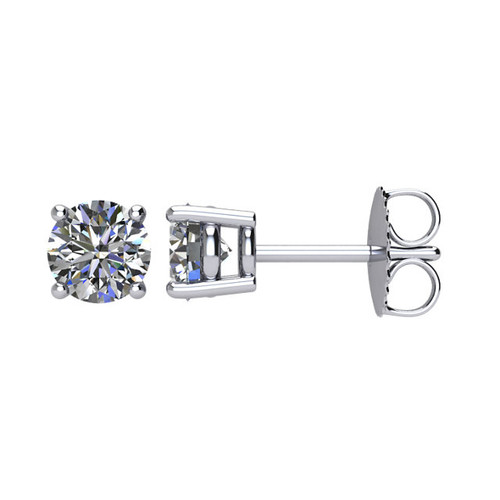 7/8 Carat Select Diamond Earrings