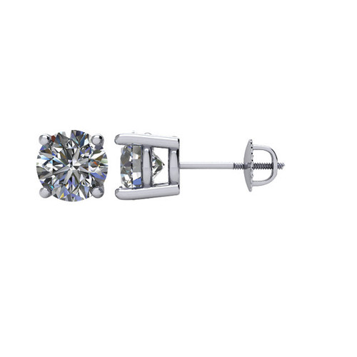 1 Carat Select Diamond Earrings