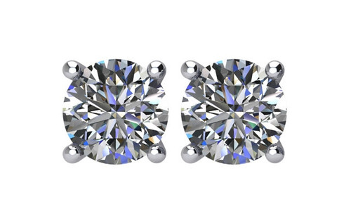 1 1/2 Carat Select Diamond Earrings
