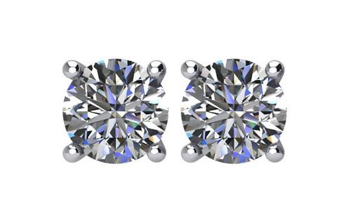 1 1/2 Carat Select Diamond Earrings