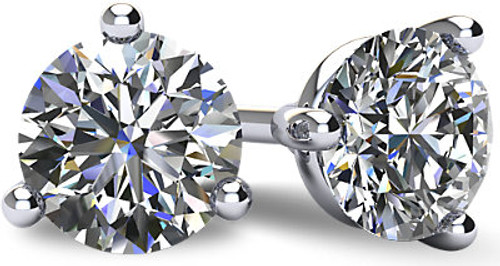 2 1/2 Carat Select Diamond Earrings