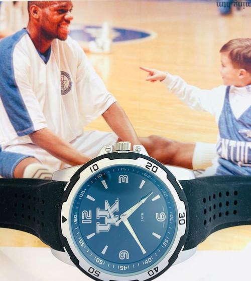 University of Kentucky Men's Licensed Stealth Sport Watch