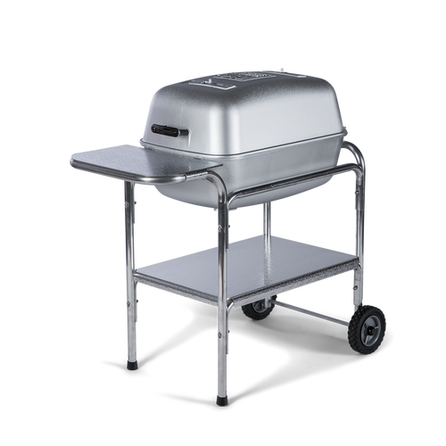 The Original PK Grill & Smoker - Classic Silver