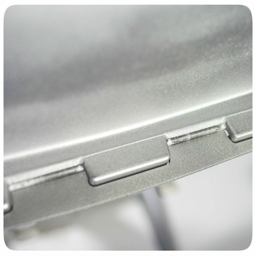 The all new PK360 Grill & Smoker incorporates cast in hinges, just like they have done for the past sixty years.