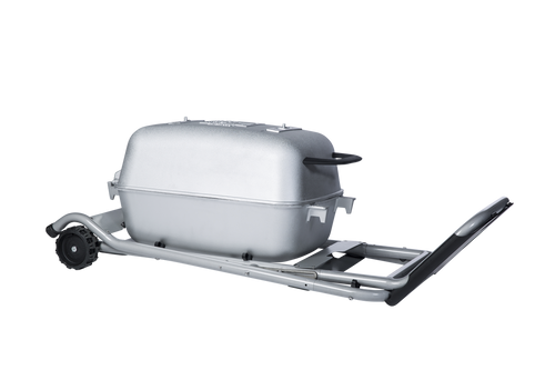 The PK-TX folding stand for the Original PK Grill & Smoker.