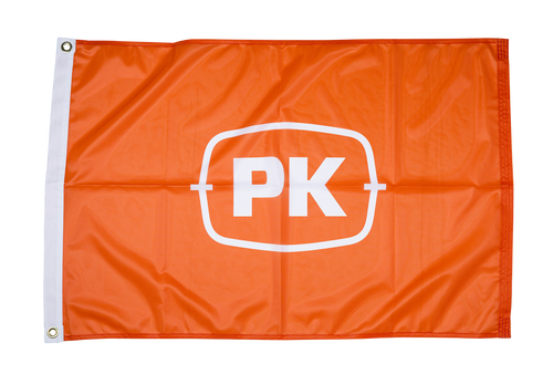 PK Grills Battle Flag