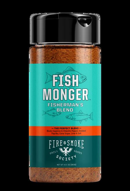 Fire & Smoke Society Fish Monger Fisherman's Seasoning Blend