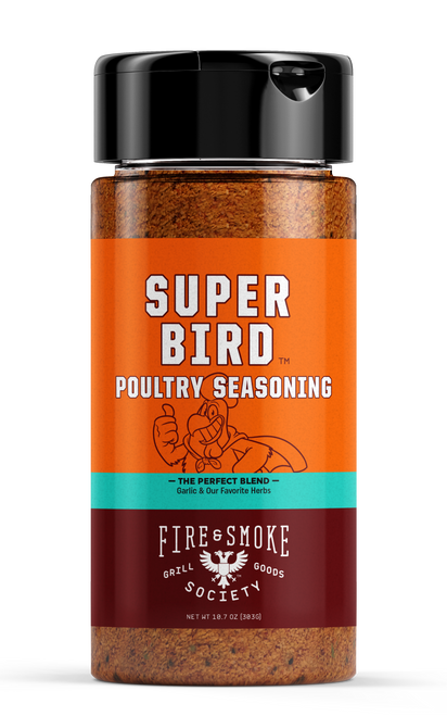 Fire & Smoke Society Super Bird Poultry Rub Seasoning