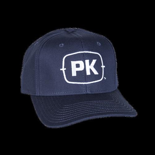 Navy PK Grills Logo Cap