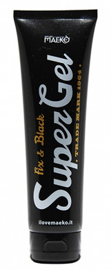 BlackGel SuperGel fix & Black - 150ml