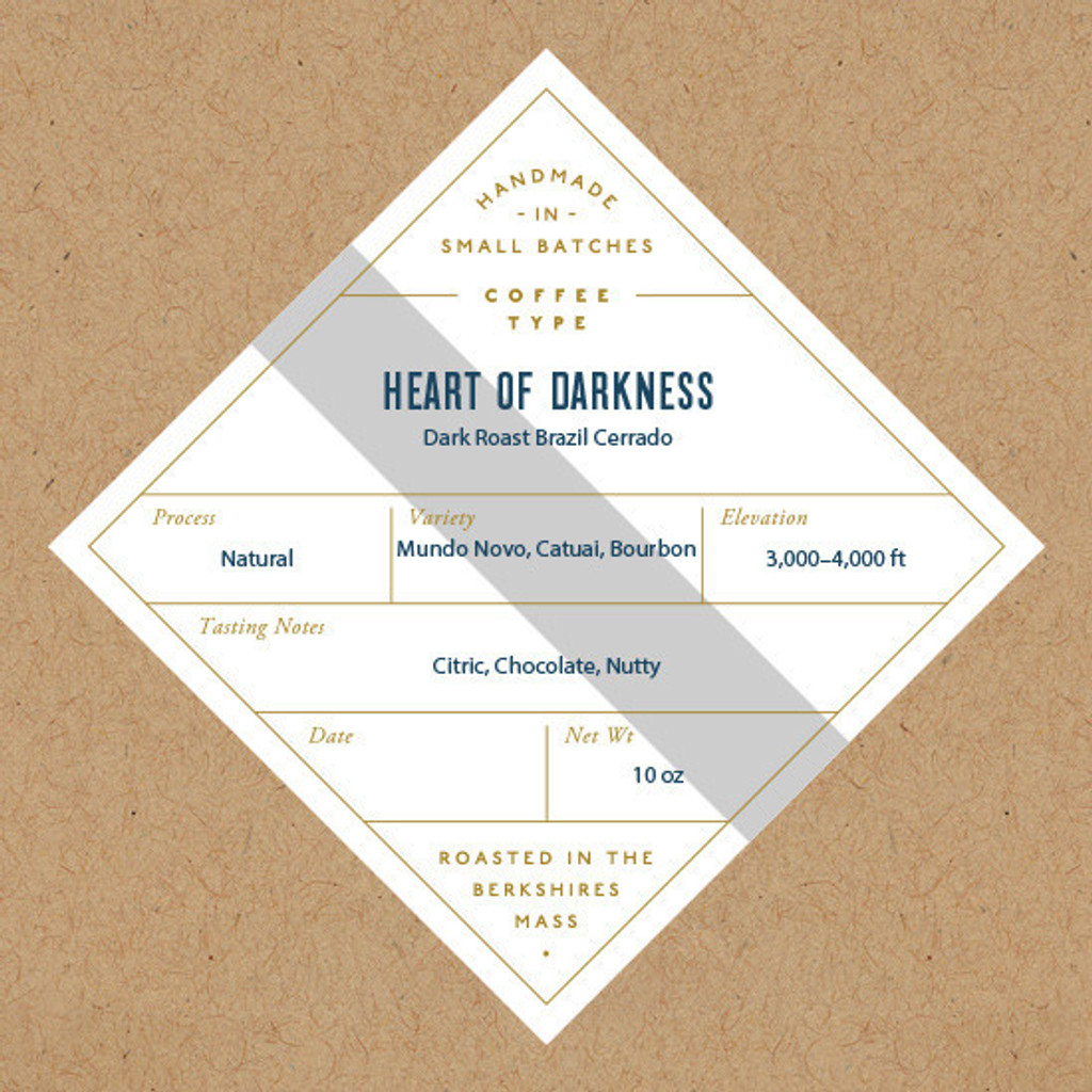 Heart of Darkness Blend