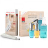 set of peptide serums and ultrasonic skin scrubber