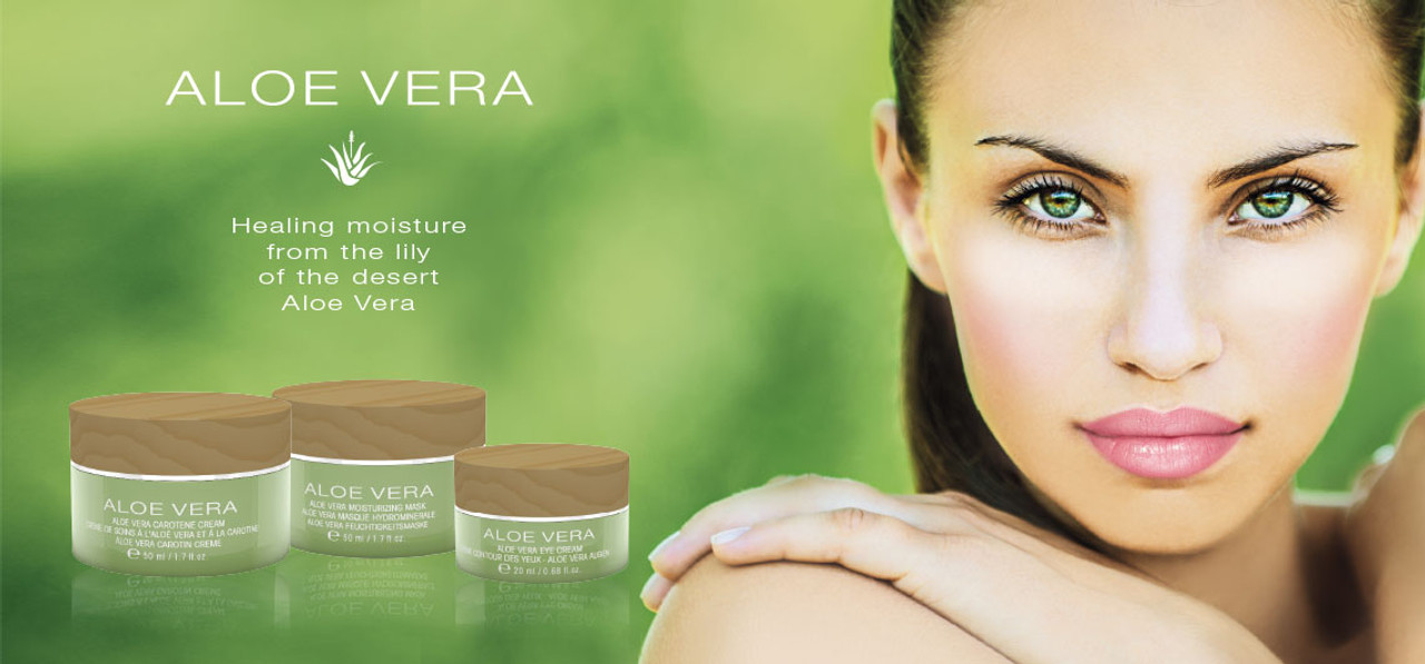 Etre Belle Aloe Vera Skin Care