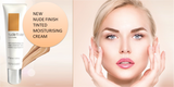 Hyaluronic 'Nude' Finish Tinted Moisturising Cream