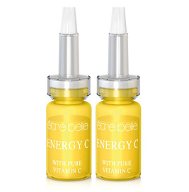 vitamin C serum in ampoules