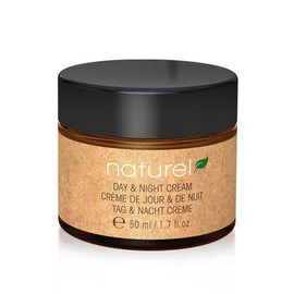 natural, organic day and night cream