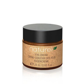 natural, certified organic eye cream
