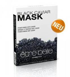 mask with caviar extract