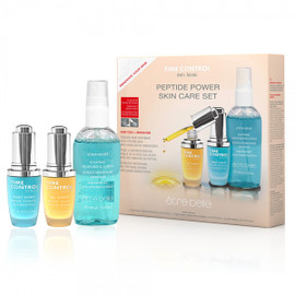peptide power facial set