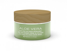 aloe vera cream mask for dry skin