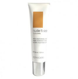 Nude makeup, foundation