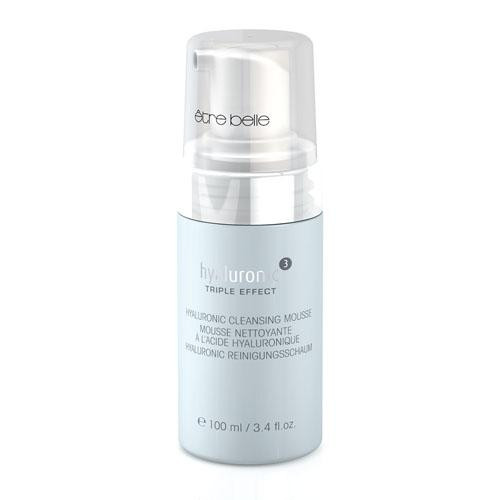 hyaluronic cleansing mousse