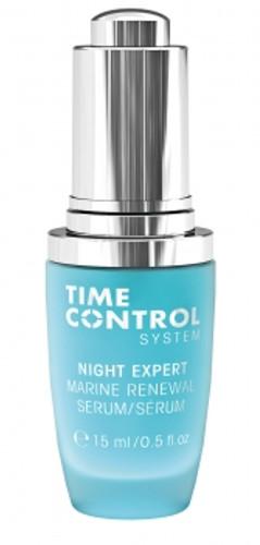 anti-wrinkle night time serum