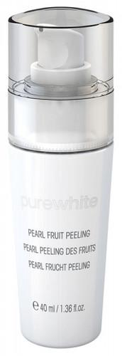 whitening fruit peeling