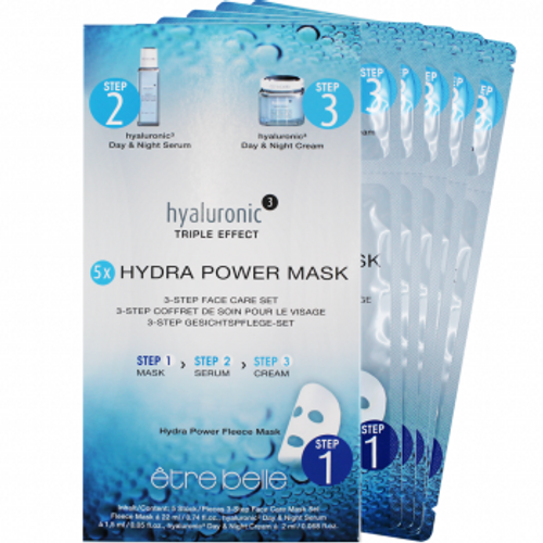 Hyaluronic Facial Set