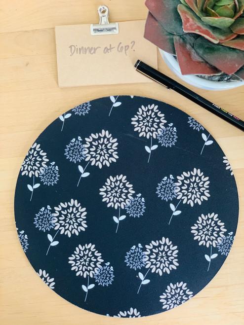 Fabric Trivet: Warehouse Blooms
