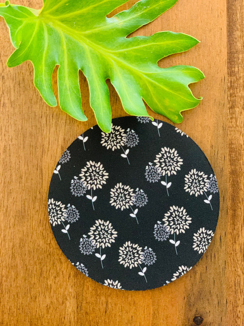 Fabric Coaster: Warehouse Blooms