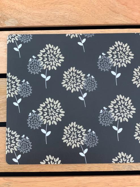 Plastic Mousepad: Warehouse Blooms