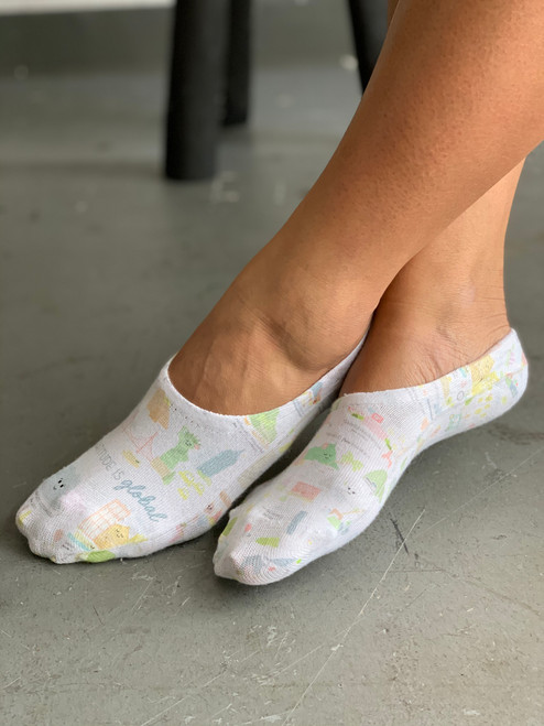 Liner Socks: Gratitude is Global