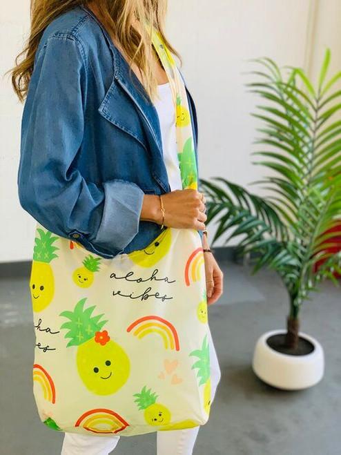 Crossbody Bag: Aloha Vibes